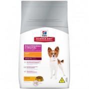 Ração Hills Science Diet Cachorros Raças Pequenas e Mini Light 3kg