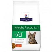 Ração Hills Feline Prescription Diet R/D Perda de Peso 1,81kg