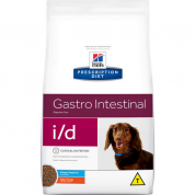 Ração Hills Prescription Cuidado Gastrointestinal I/D Cachorros Pedaços Pequenos 2kg