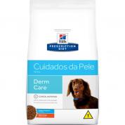 Ração Hills Prescription Derm Care Cuidados com a Pele Cachorros Pedaços Pequenos 2kg