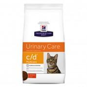Ração Hills Prescription Diet Feline Urinary Care C/D Multicare 1,81kg
