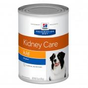 Imagem - Ração Hills Prescription k/d Renal Health Canine Lata 370g