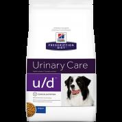 Imagem - Ração Hills Prescription Diet U/D Urinary Care Cachorros 3,8kg