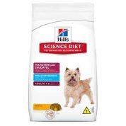 Ração Hills Science Diet Cachorros Adultos Pedaços Pequenos 3kg