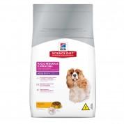 Imagem - Ração Hills Science Diet Cães Adulto 11+ Anos Raças Pequenas e Miniaturas 1kg