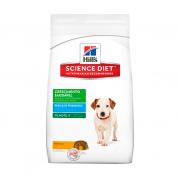 Ração Hills Science Diet Pedaços Pequenos Cachorros Filhotes 7,5kg