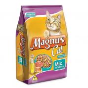 Ração Magnus Cat Mix de Sabores Gatos Adultos 25kg