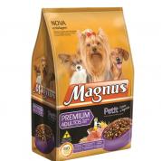 Ração Magnus Petit Cachorros Adultos Carne e Vegetais 10kg