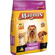 Ração Magnus Petit Cachorros Adultos Carne e Vegetais 25kg