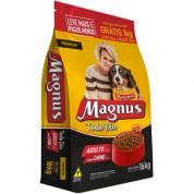 Ração Magnus Todo Dia Cachorros Adultos Carne 16kg