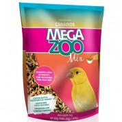 Ração MegaZoo Mix Canários 350g