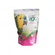 Ração Megazoo para Papagaios Large Bits 600g