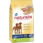 Ração Naturalis Frango e Peru Cachorros Adultos 15kg