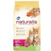 Ração Naturalis Gatos Adultos Frango e Vegetais 10,1kg