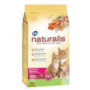 Ração Naturalis Gatos Adultos Frango e Vegetais 1kg