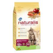 Ração Naturalis Gatos Adultos Salmão e Frutas 1kg