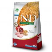 Ração ND Ancestral Grain Frango e Romã Gatos Castrados 7,5kg