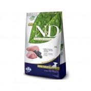 Ração N&D Grain Free Cordeiro para Cães Filhotes de Raças Pequenas 800g