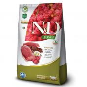 Ração ND Urinary Pato, Quinoa, Cranberry e Camomila Gatos Adultos 400g