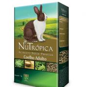 Ração Nutrópica para Coelhos Adultos 1,5kg