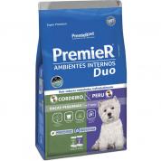 Imagem - Ração Premier Ambientes Internos Cachorros Duo Cordeiro e Peru 12kg