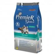 Ração Premier Ambientes Internos Gatos Adultos Light 1,5kg