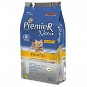 Ração Premier Ambientes Internos Gatos Filhotes Frango 7,5kg