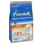 Ração Premier Filhotes Maltês 1kg