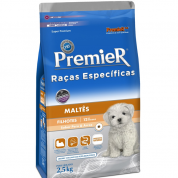 Ração Premier Filhotes Maltês 2,5kg