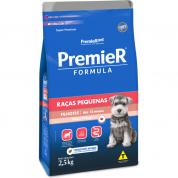 Imagem - Ração Premier Fórmula Cachorros Filhotes Raças Pequenas Mini Bits 2,5kg