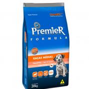 Ração Premier Fórmula Raças Médias Filhotes 20kg