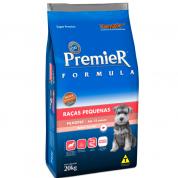 Ração Premier Fórmula Raças Pequenas Filhotes 20kg