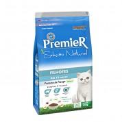 Imagem - Ração Premier Seleção Natural Gatos Filhotes Frango 1,5kg