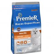 Ração Premier Maltês Adulto 2,5kg