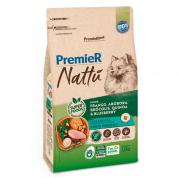 Ração Premier Nattu Cachorros Adultos Raças Pequenas Abóbora 2,5kg