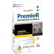 Ração Premier Nutrição Clínica Cardio Cachorros Adultos 2kg