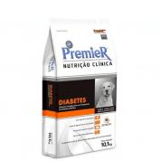 Ração Premier Nutrição Clínica Diabetes Cachorros Médio e Grande Porte 10,1kg
