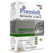 Ração Premier Nutrição Clínica Gatos Obesidade 500g