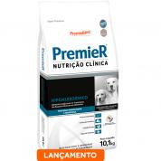 Ração Premier Nutrição Clínica Hipoalergênico Mandioca Cachorros Raças Médias e Grandes 10,1kg