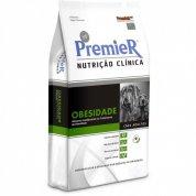 Ração Premier Nutrição Clínica Obesidade Cachorros 10,1kg