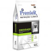 Ração Premier Nutrição Clínica Obesidade Cachorros Pequeno Porte 10,1kg