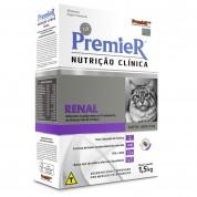 Ração Premier Nutrição Clínica Renal Gatos 1,5kg