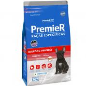 Ração Premier Raças Específicas Bulldog Francês Filhotes 1kg