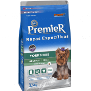Ração Premier Raças Específicas Yorkshire Adultos 2,5kg