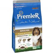 Ração Premier Seleção Natural Cães Adultos 2,5kg
