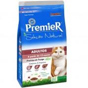 Ração Premier Seleção Natural Gatos Adultos 7,5kg
