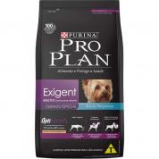 Ração Pro Plan Exigent Cachorros Adultos Raças Pequenas 1kg