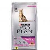 Ração Purina Pro Plan Gatos Castrados Salmão 1,5kg