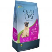 Ração Qualiday Light Cachorros Adultos Raças Pequenas Frango, Arroz e Vegetais 10,1kg