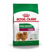 Ração Royal Canin Cachorros Mini Indoor Senior 2,5kg